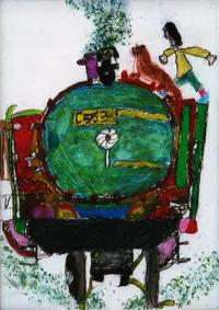 私と汽車とラッコと